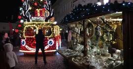 Magia świąt na rzeszowskim Rynku. Ruszył Jarmark Bożonarodzeniowy