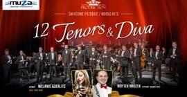 12 tenorów i Diva. Mieli zagrać w marcu, zagrają w pażdzierniku