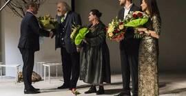 Aktorzy teatru im. Wandy Siemaszkowej nagrodzeni