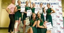 Sukces Grupy Reprezentacyjnej Rzeszowskiego Domu Kultury ArtDance w krajowych mistrzostwach tanecznych