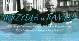 """""""Skrzydła u ramion"""" - projekcja filmów i okolicznościowy koncert w WDK"""