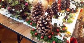 Bożonarodzeniowy kiermasz oraz cykl świątecznych warsztatów  w Rzeszowskim Domu Kultury