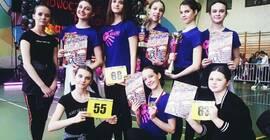 Ogólnopolskie sukcesy Zespołu Tanecznego KLAPS z RDK