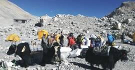 Spotkanie z Podróżnikiem: Łukasz Łagożny opowie o wyprawach wysokogórskich, pokaże zdjęcia i sprzęt do wspinaczki