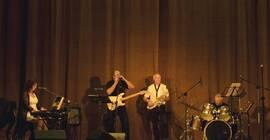 """Koncert Ivo Stars Band w ramach """"jazzowych czwartków"""""""