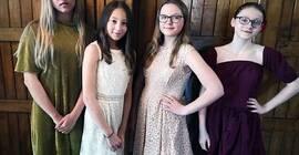 Międzynarodowy sukces młodych wokalistek z Rzeszowa