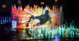 Odwołano premierę nowych spektakli na Fontannie Multimedialnej