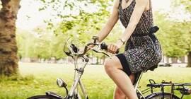 Rowerami na piknik na Janiowym Wzgórzu