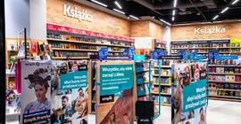 Empik w Galerii Rzeszów ponownie otwarty.  To pierwszy Future Store w regionie (ZDJĘCIA)