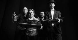 Kwartet Silbermana zagra w klubie Bohema