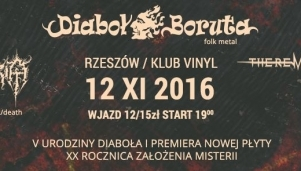 Maskarada u Boruty: Diaboł Boruta / Misteria / The Remedy For