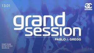 Grand Session: Pablo & Gregg