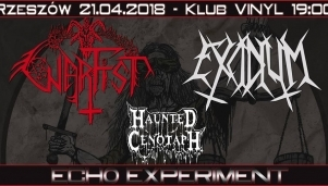 Warfist / Excidium / Haunted Cenotaph