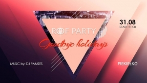 Roof Party - Goodbye Holidays