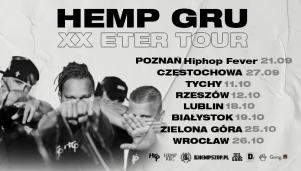 Hemp Gru - XX Eter Tour