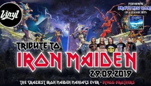 Tribute to Iron Maiden - Blood Brothers