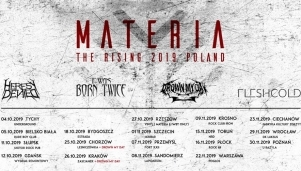 Materia - The Rising Tour 2019