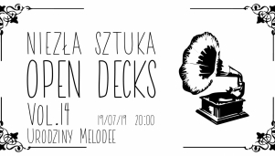 Open Decks Vol.14